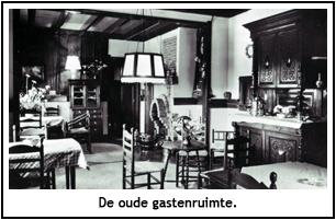 Oude gastenruimte